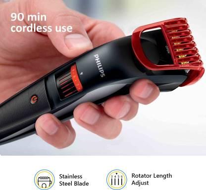 Philips QT4011/15 trimmer for Men Specification and Details Besttrimmer.in
